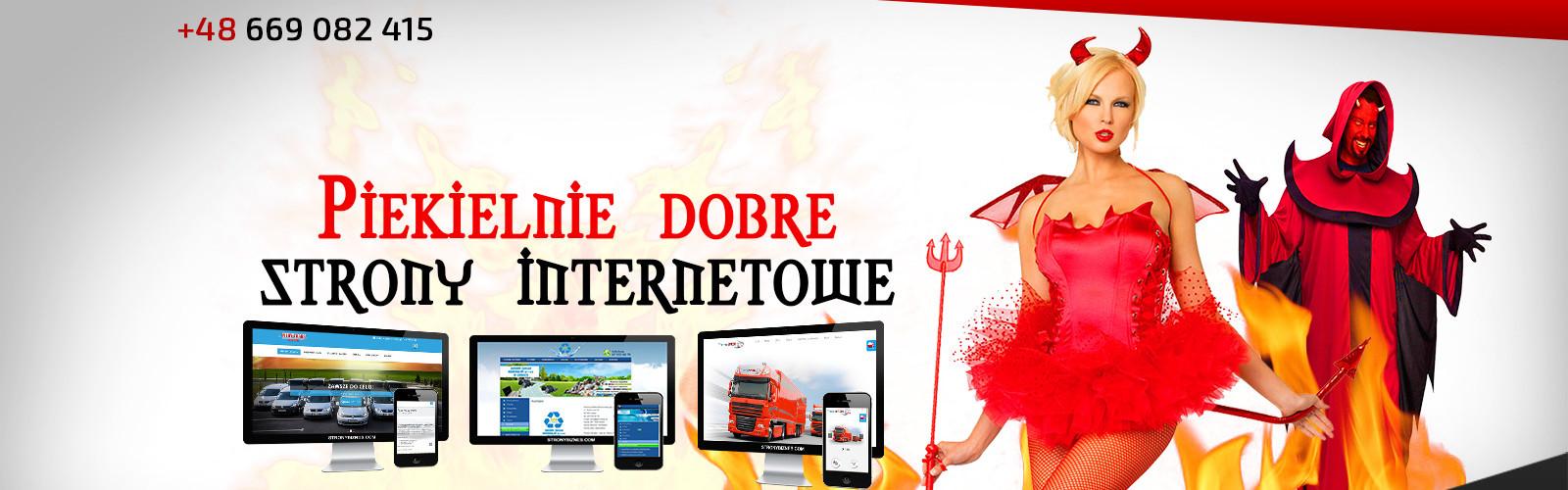 Strony internetowe, pozycjonowanie, grafika, sklepy www