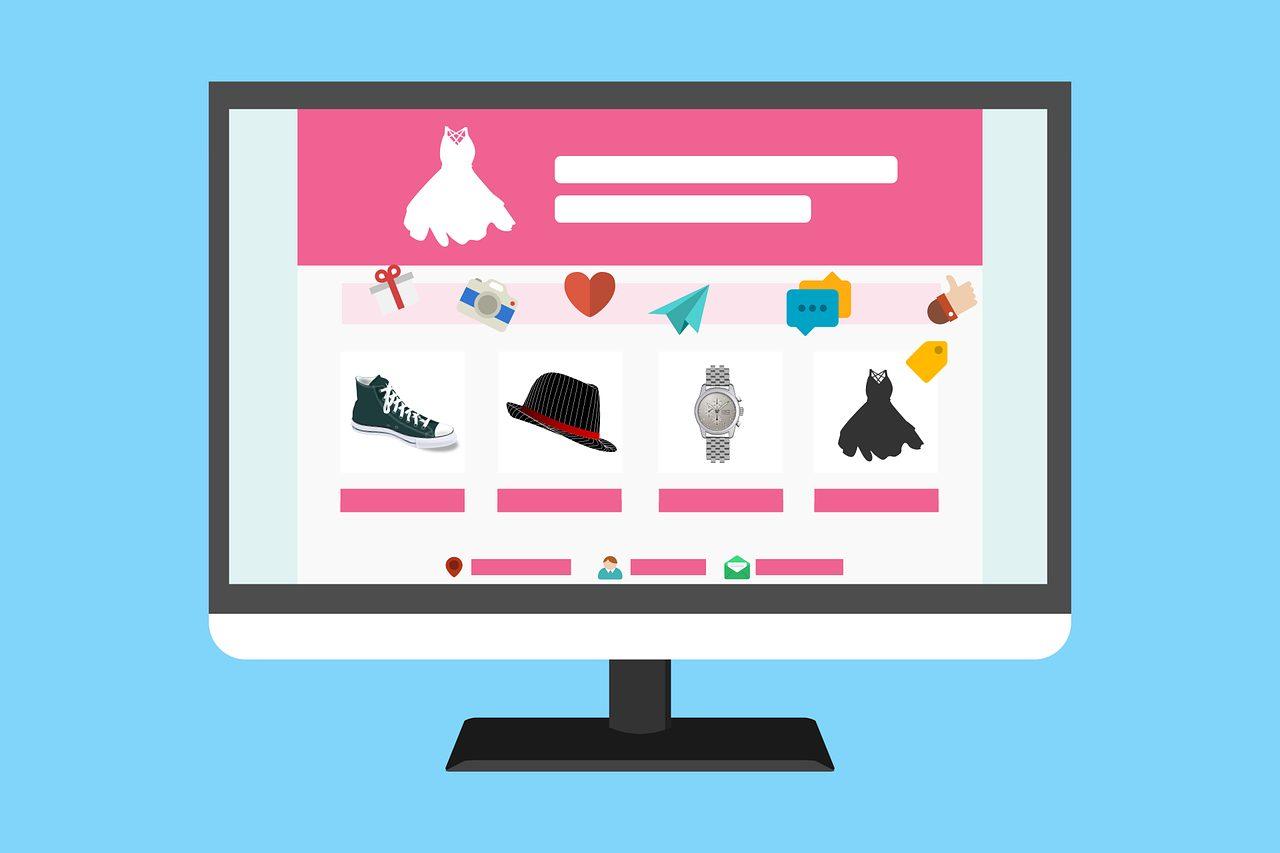 Projektowanie sklepów internetowych Krzywiń