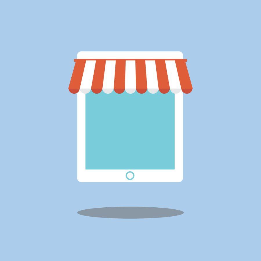 Projektowanie sklep贸w wwww 艁och贸w