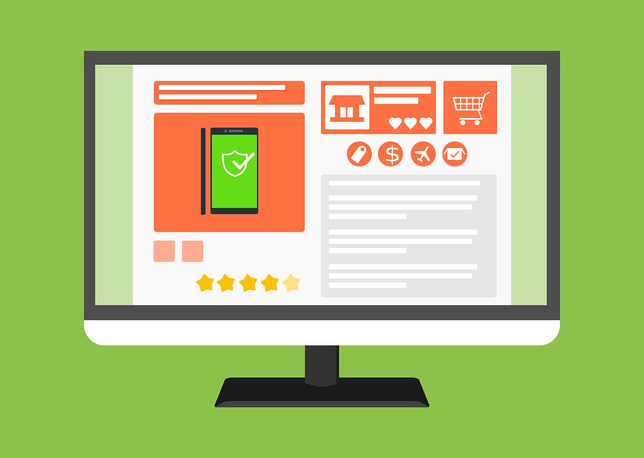 Projektowanie sklepów internetowych Warka