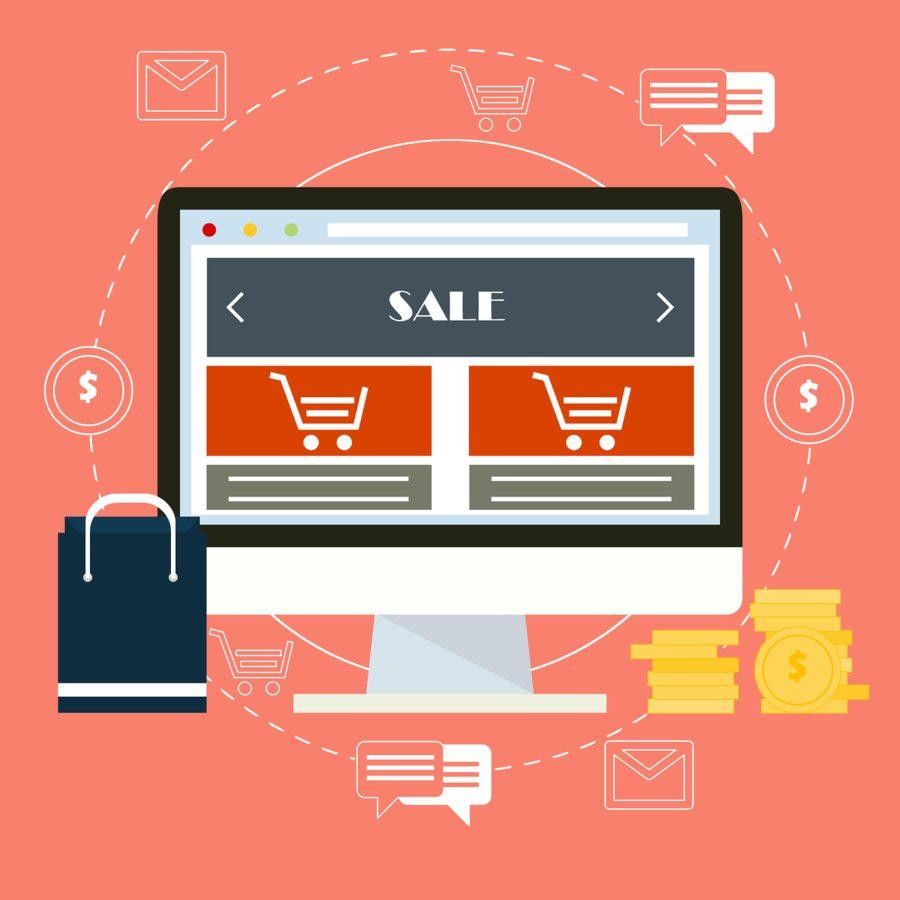Projektowanie sklepów internetowych Okonek